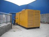 静音发电机租赁使用案例