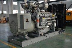 柴油发电机组故障如何进行检查?