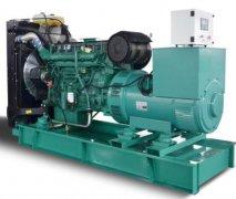 柴油发电机组容量如何选择?
