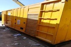 太原租赁出租发电机1MW发电机出租厂家找盛欣价格低品质高