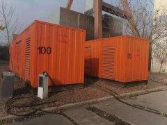 长治发电机出租租赁1600KW发电机哪家好找